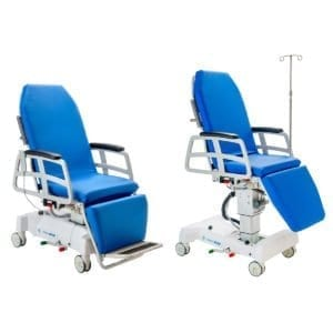 TMM4 PLUS Multi-Purpose Stretcher-Chair