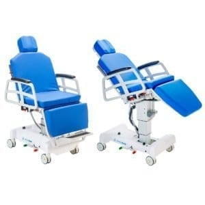 TMM5 PLUS Surgical Stretcher-Chair